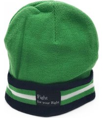 gorro verde  fight for your right