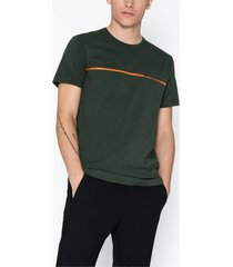 samsøe samsøe bogense t-shirt 273 t-shirts & linnen forest
