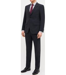 traje formal washable negro trial