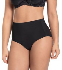 leonisa high waisted seamless hipster panty - perfect fit
