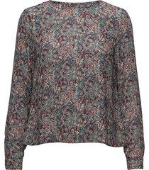flora liberty blouse