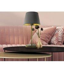 oświetlenie na stolik nocny siena gold