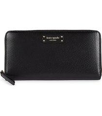 spencer zip-around wallet