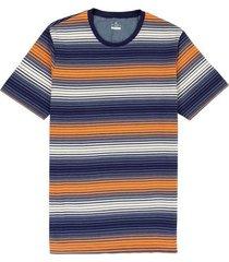 camiseta de rayas para hombre 05123