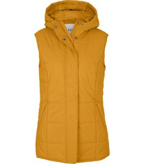 gilet trapuntato (arancione) - bpc bonprix collection