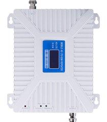 amplificador de señal 2g 4g gsm900 amplificador señal repetidor 4glte1800 de doble banda con pantalla lcd