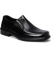 helsinki loafers låga skor svart ecco