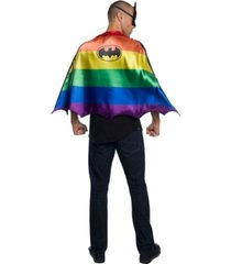 buyseasons men's batman cape pride