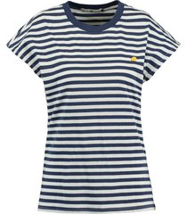 america today t-shirt engy blauw