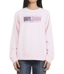 marc jacobs x pretty in pink pink sweatshirt