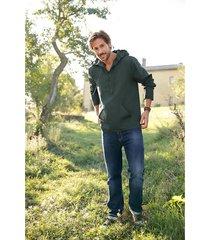 bio-jeans met stretchcomfort, grijs 40/l32