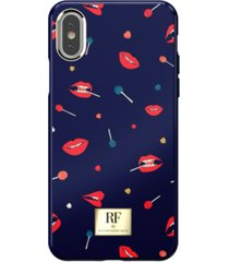 richmond & finch candy lips case for iphone x