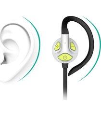 audífonos bluetooth deportivos inalámbricos, nuevo s-502 inalámbrico audifonos bluetooth manos libres  manos libres manos libres headset (blanco amarillo)