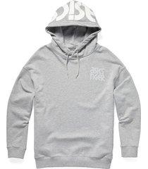 sweater asics bl sweat po hoodie