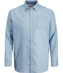 plus size hemd leinen