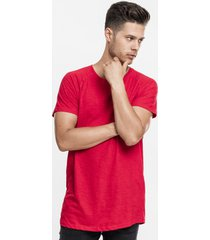 t-shirt korte mouw urban classics t-shirt urban classic long shaped lub raglan