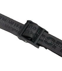 off-white industrial belt black