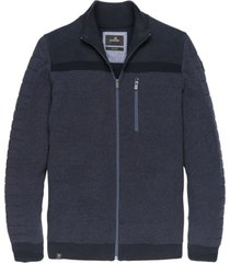 blauwe heren jas vanguard - vkc196168 5281