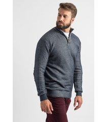 sweater azul oxford polo club bernard