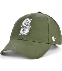 '47 brand seattle mariners olive mvp cap