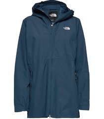 w hikestllr pk sl jt outerwear sport jackets blå the north face