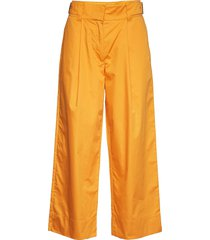 tanderfit cotton vida byxor orange rodebjer
