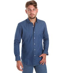 overhemd lange mouw betwoin denim78 6635535