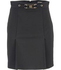 elisabetta franchi short skirt