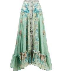 etro fantasy skirt