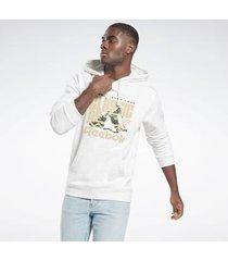 sweater reebok classic classics winter escape hoodie