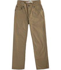 pantalón camel levis 511