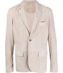 desa 1972 relaxed-fit blazer - neutrals