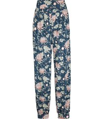 pantaloni alla turca in jersey loose fit (blu) - bpc bonprix collection