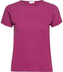 fakobay t-shirts & tops short-sleeved lila american vintage