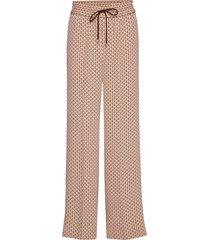 camilleiw pant wijde broek roze inwear