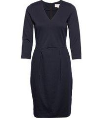 nira dress jurk knielengte blauw inwear