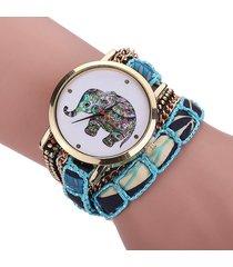 reloj azul re-50002
