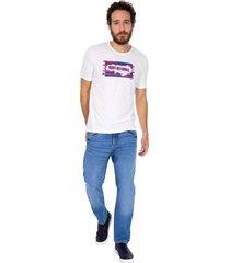 camiseta masculina dont set limits branco - branco - masculino - dafiti