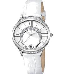 reloj clair de lune blanco jaguar