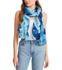 steve madden tie-dyed scarf