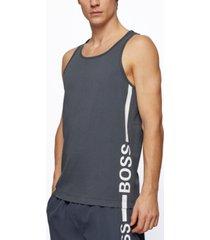 boss men's cotton beach tank top