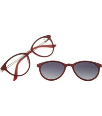 montura de gafas con lente extra (multi) - lvmu0369 - gradiente