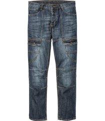 jeans regular fit straight (blu) - rainbow