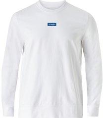 sweatshirt logo crew