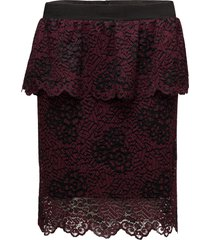 veronica skirt kort kjol röd designers, remix