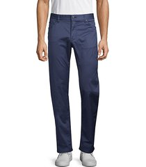maine regular-fit stretch-cotton pants