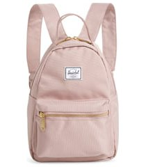 herschel supply co. mini nova backpack - pink