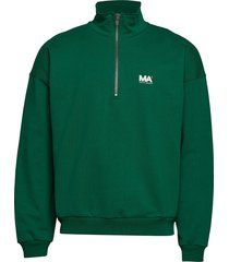 jeremy turtleneck sweat-shirt trui groen martin asbjørn