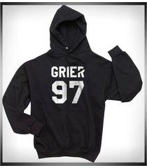 grier 97 nash grier magcon unisex black hoodie s to 3xl