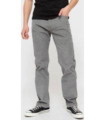 pantalón levis 505 regular gris - calce regular